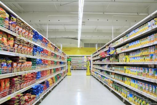 スーパーマーケット ショッピングモール