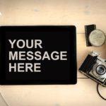 メッセージボード