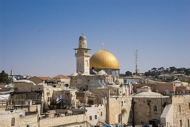 中東の街並み