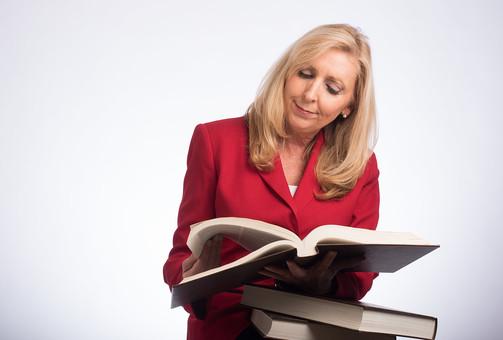 中年女性の読書