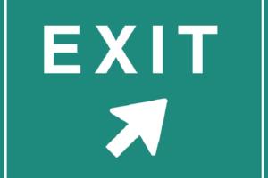 出口(EXIT)